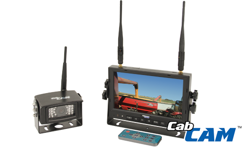 Digital Wireless Camera System