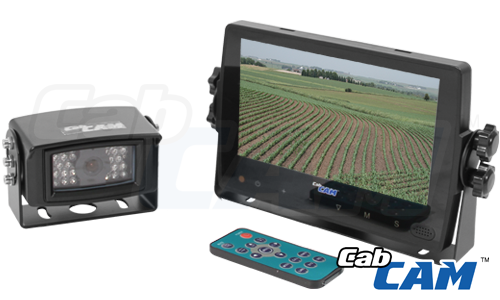 "7"" Touch screen CabCAM System, A-CTB7M1C"