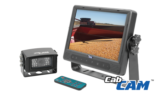 "9"" Touch screen CabCAM System, A-CTB9M1C"