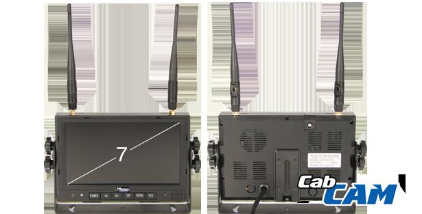 Cabcam U2122 Systems  7 U0026quot  Digital Wireless System